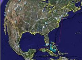 Especies del Caribe Mexicano IX, la Corvina o Trucha Pinta